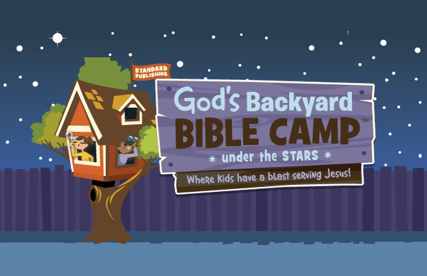 God's Backyard Bible Camp: Under the Stars
